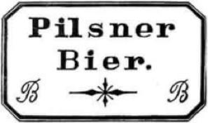 pilsner znak towarowy
